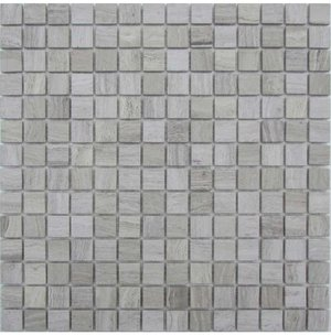 мозаика fk marble white wooden 20-4t 30.5 x 30.5