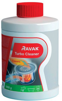 Фото Средство RAVAK Turbo Cleaner